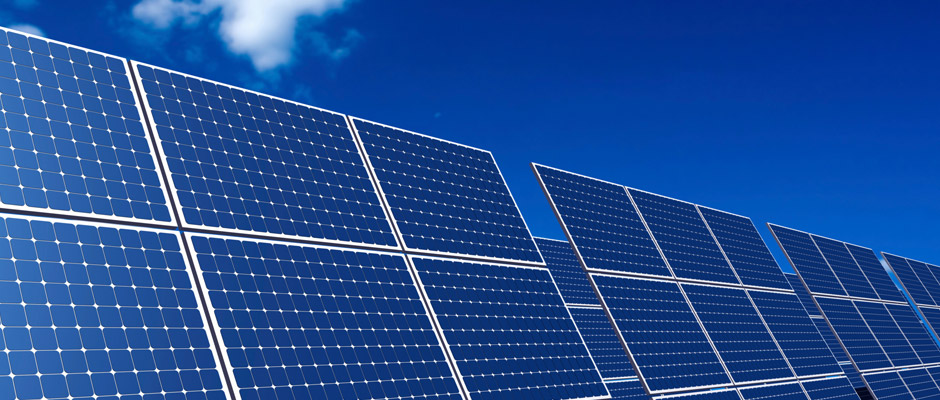 Solar equipment financing project from First US Finance LLC
