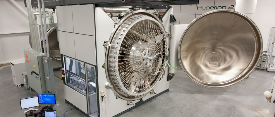 Manufacturing equipment financing throughout the U.S.
